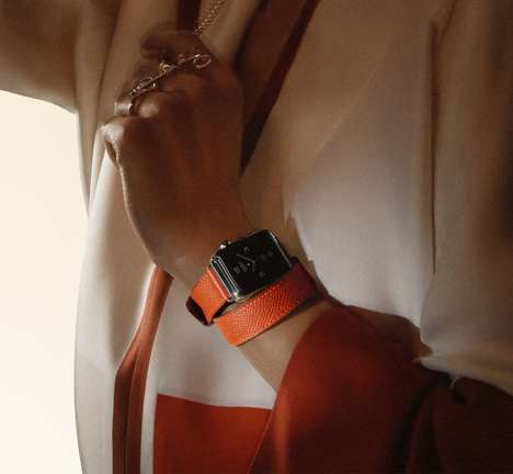 Luxury Smartwatch Straps