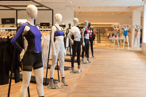 Integrated Bodywear Departments