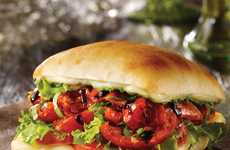 Specialty Sandwich Menus - The Specialty Sandwiches from Schlotzsky's Features Flavorful Ingrediants