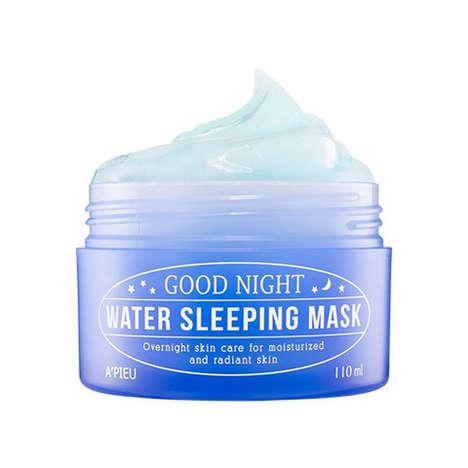 Hydrating Sleeping Masks