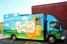Eco-Friendly Food Trucks