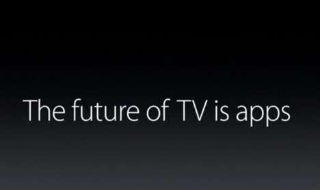 App-Focused TV Shows