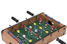 Tabletop Soccer Toys - This Multi-Player Toy Encourages Collaborative Fun