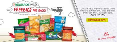Rewarding Snack Promotions