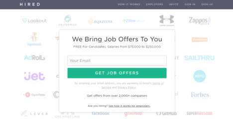 Reverse Recruitment Platforms