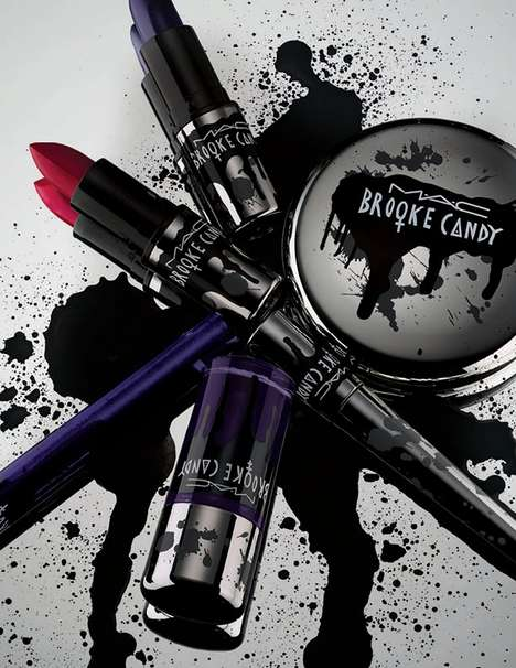Punk Rock Cosmetics Collections