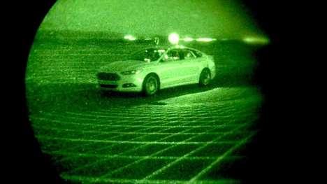 Darkness-Navigating Vehicles