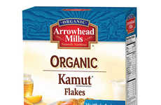 Organic Kamut Cereals - This Kamut Cereal is High In Fiber and Low In Fat Content