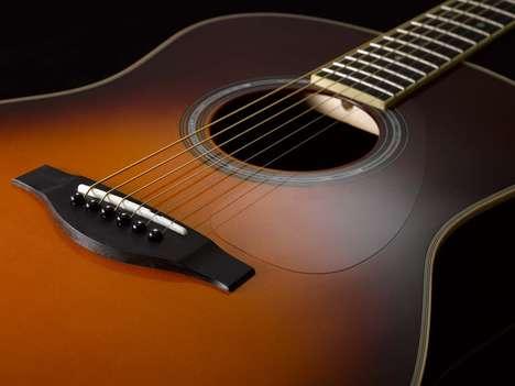 Tone-Boosting Guitars