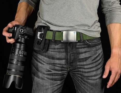 Wearable Flash Drives