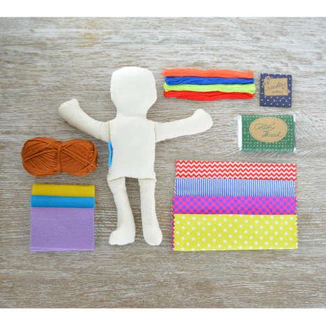 DIY Doll Kits