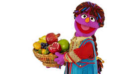 Cultural Children's Characters - Zari is the Newest Sesame Street Muppet Hailing from Afghanistan