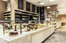 Department Store Food Halls - The Fenwick Food Hall Has Opened in the Brand's Original Store