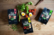 Whole Food Dog Meals - 'Dog Balance' Emphasizes Rounded Nutrition for Canine Companions