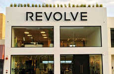Members-Only Retail Stores - E-Retailer Revolve's Exclusive Store is Just for Top-Spending Members