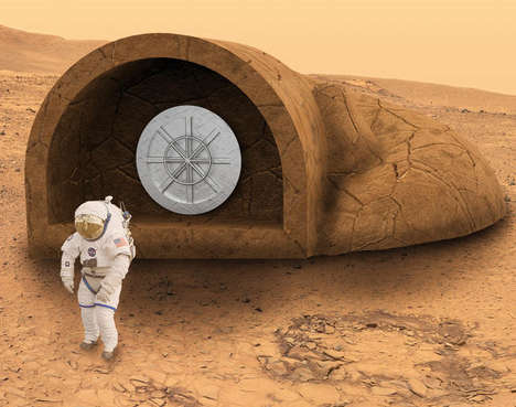 Martian Housing Projects