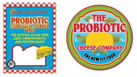 Pasteurized Probiotic Cheeses