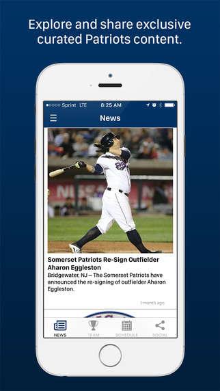Fan-Rewarding Baseball Apps