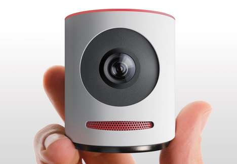Social Live-Streaming Cameras - The Mevo Camera Makes Use of the Facebook Live Feature