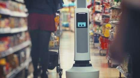 Supermarket-Stocking Robots