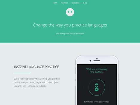 Conversational Language-Learning Apps