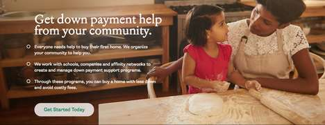 Community Down Payment Programs - Landed Helps with Crowdfunding Real Estate Down Payments