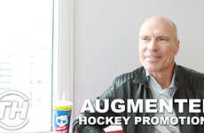 Augmented Hockey Promotions - Mark Messier Gives an Insider Look at Pepsi's Hoist the Cup Experience
