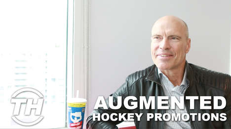 Augmented Hockey Promotions