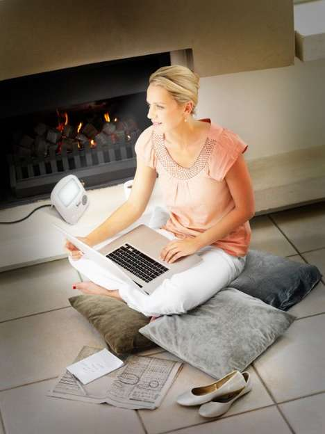 Portable Light Therapy Lamps