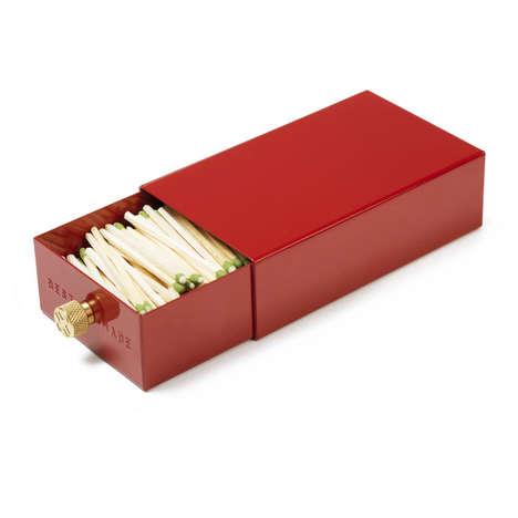 Artisanal Matchbox Tins