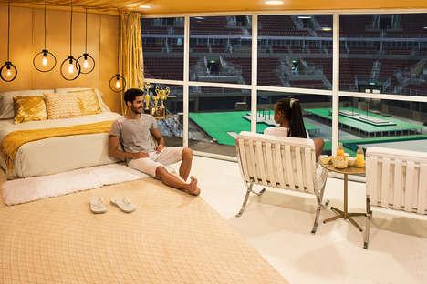 Sporty Stadium Bedrooms