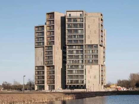 Modernist Student Residences