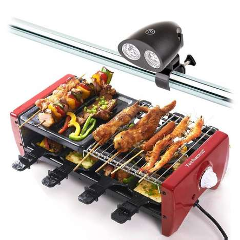 LED Grilling Flashlights