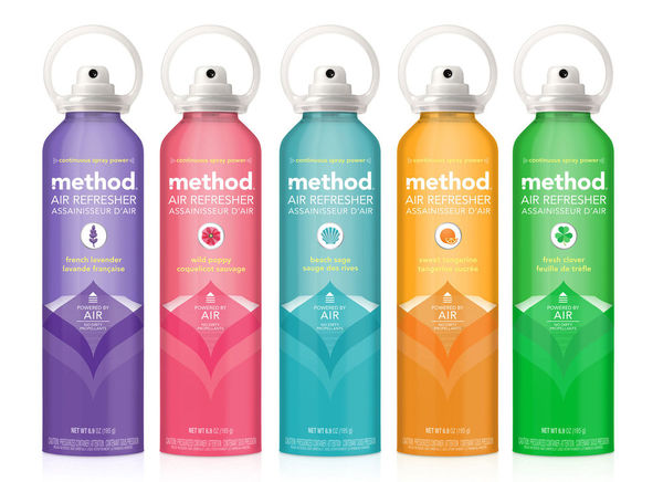 40 Scented Household Cleaners