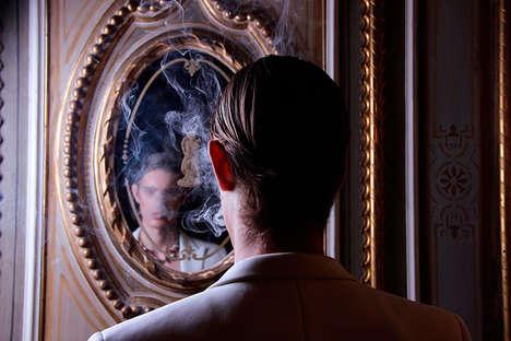 Narcissistic Model Portraits