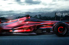 Pointy Formula One Concepts