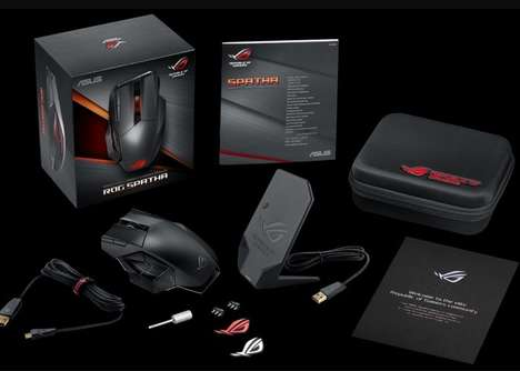 Programmable Gaming Peripherals