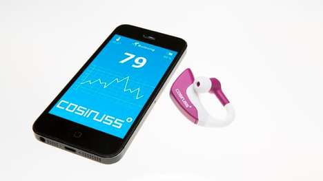 Seizure-Sensing Earpieces - This Wearable Sensor Can Detect and Measure Signs of Impending Seizures