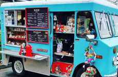 Canine Food Trucks - The Seattle Barkery's Treats and Meals Cater to Canine Customers
