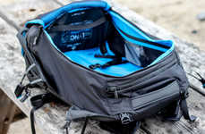 Modular Travel Luggage - This Eagle Creek Luggage Blends Lightweight Functioning and Versatility