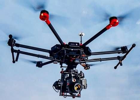 Modular Photography Drones