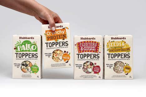 Honest Snack Packaging