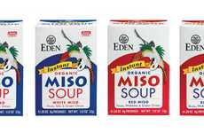 Instant Miso Cubes - Eden's Freeze-Dried Miso Cubes Quickly Make Soup with the Addition of Water
