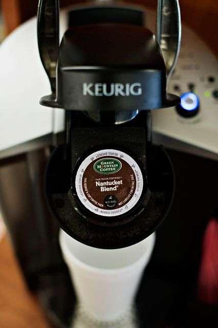Eco-Friendly Coffee Pods