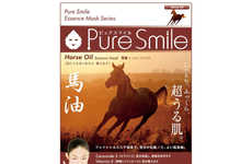 Equestrian Oil Skincare - The Horse Oil Face Pack Offers Rejuvenation With Bahyu and Collagen