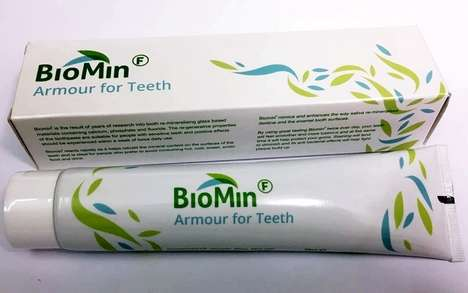 All-Day Protection Toothpastes - Biomin-F Protection Toothpaste Binds to Teeth for Up to 12 Hours