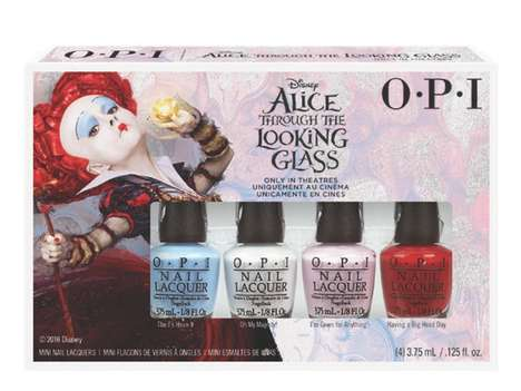 Cinematic Nail Polish Collections