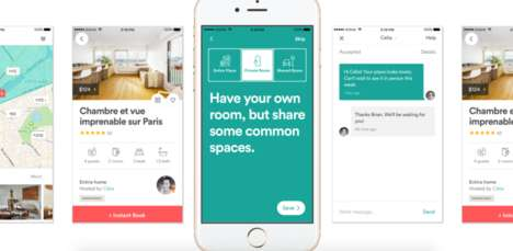 Home Rental Matchmaking Applications - Airbnb's New Matching Feature Helps Pair Travelers with Hosts