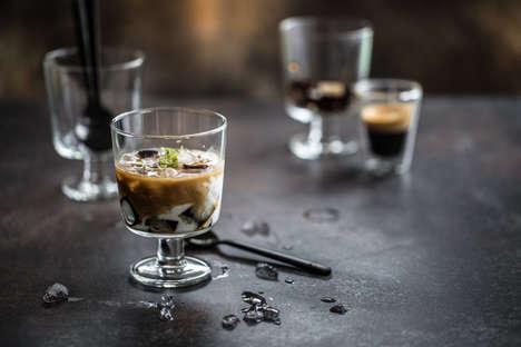 Creamy Coffee Jelly Treats