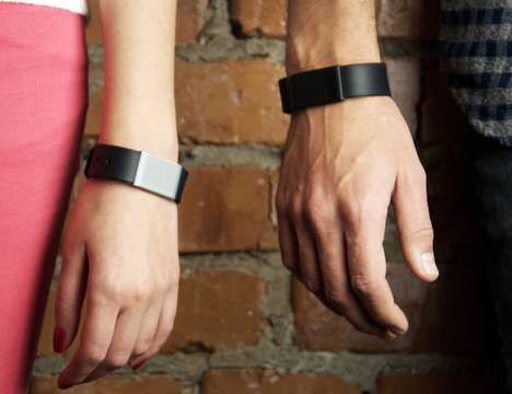 Time-Tracking Wristbands